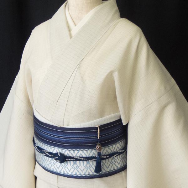 Sakuraco 濱守櫻子 作 帯飾り サンドストーンのコーディネート
