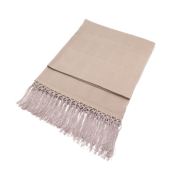 衿秀 変わり織りの大判ストール 正規品