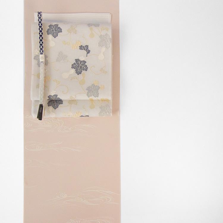 織紋意匠鈴木 鈴木織物のひょうたん袋帯