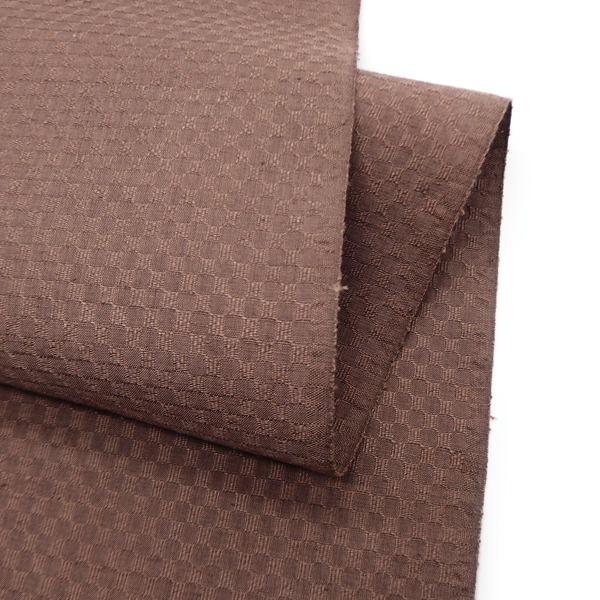 久米島紬 組織織の着尺