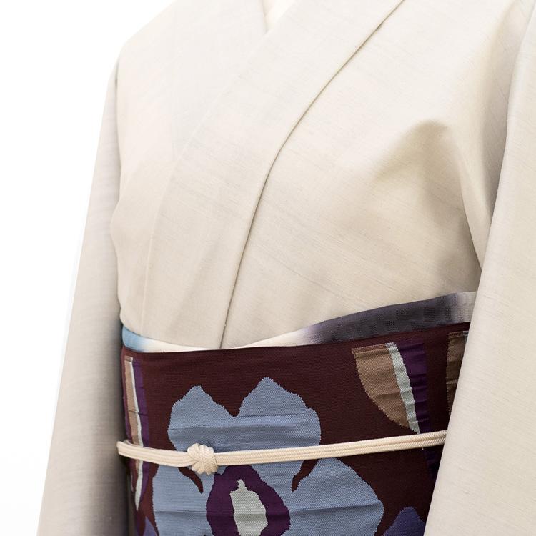 久米島紬と洛風林 フロリチカのコーディネート