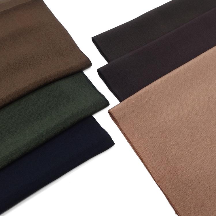 秋の着物コーディネートに合う帯揚げの色